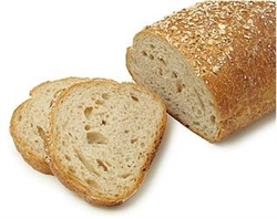 Picture of Wholemeal Bloomer with rolled oats (800g)