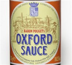 Picture of Baron Pouget's Oxford Sauce