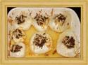 Braised Stuffed Turnips