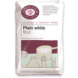 Picture of Free From Gluten Plain White Flour 1kg