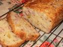 Bacon and Leek Cake