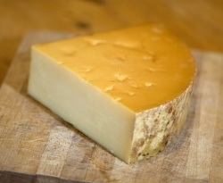 Picture of Smoked Lincolnshire Poacher Cheese (approx 170g)