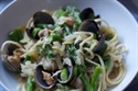 Picture for category Linguine with Cockles and Asparagus