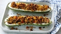 Chorizo and Cous-Cous Stuffed Marrow