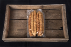 Picture of Smoked Chipolatas (apx 375g, £13.07 / kg)