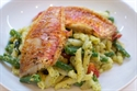 Picture for category Potato and Pesto Pasta w/ Red Mullet