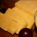 Picture of Organic Double Gloucester (approx. 250g - £13/kg)