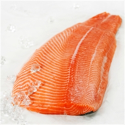 Picture of Whole Side of Smoked Salmon, unsliced (apx. 1.1kg)