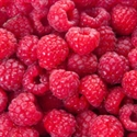 Picture of Cammas Hall Raspberries (approx 125g)