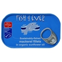 Picture of Mackerel Fillets in SF Oil(120g)
