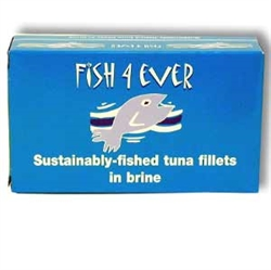 Picture of Tuna Fillets in Sunflower Oil (120g)