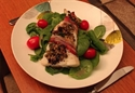 Picture for category Baked cod with Pancetta Recipe
