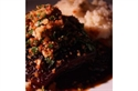 Braised Ox Cheek with Gremolata Crumbs