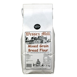 Picture of Wessex Mill Mixed Grain Bread Flour (1.5kg)