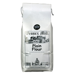 Picture of Wessex Mill Plain White Flour (1.5kg)