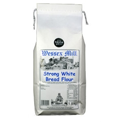 Picture of Wessex Mill Strong White Bread Flour (1.5kg)