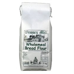 Picture of Wessex Mill Wholemeal Bread Flour (1.5kg)
