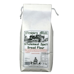 Picture of Wessex Mill Wholemeal Spelt Flour (1.5kg)