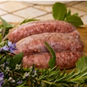 Picture of Rose Veal Sicilian Sausages, white wine, lemon & garlic (420g avg)