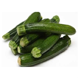 Picture of Courgettes, green