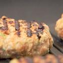 Chicken, Chilli & Corriander Burgers