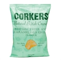 Picture of Corkers Red Leicester & Onion Crisps (150g)