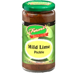 Picture of Fern's Mild Lime Pickle (380g)