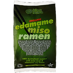 Picture of King Soba Edamame Miso Ramen (80g)
