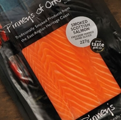 Picture of Scottish Smoked Salmon - Hand sliced (227g)