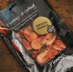 Picture of Smoked Prawns (apx. 225g, £17.71 / kg)