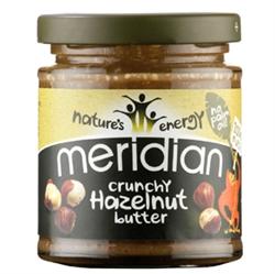 Picture of Hazelnut Butter, Crunchy (170g)