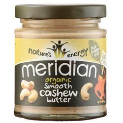 Picture of Cashew Butter, Smooth (170g)
