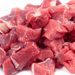 Picture of Diced Beef (apx. 300g, £12.99 / kg)