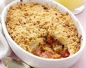 Picture for category Rhubarb & Bramley Crumble