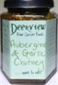 Picture of Spicy Aubergine & Garlic Chutney (300g)