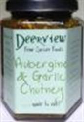 Picture of Spicy Aubergine & Garlic Chutney (290g)