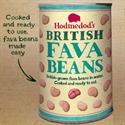 Picture of Whole Fava Beans in Water (400g)