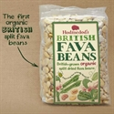 Picture of Organic Split Dried Fava Beans (500g)