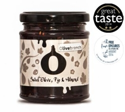 Picture of Sweet Olive, Fig & Almond Tapenade (230g)