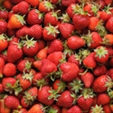 Picture of Jamming Strawberries (300g)