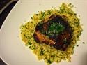 Picture of Chicken w/ Lemon Courgette Couscous
