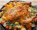 Picture of Roast Chicken & Seasonal Veggies