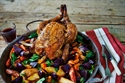Picture of Winter One-pan Roast Chicken