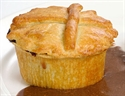 Picture of Chicken, Ham & Asparagus Pie (175g)