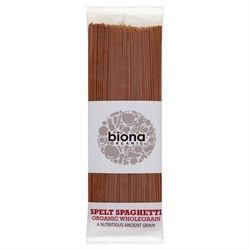 Picture of Wholemeal Spelt Spaghetti 500g
