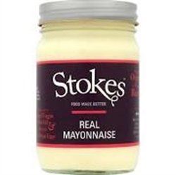 Picture of Real Mayonnaise with Extra Virgin Olive Oil (345g)