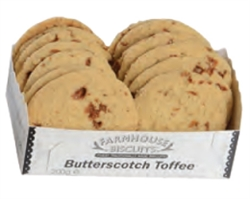 Picture of Butterscotch Toffee Biscuits (200g)