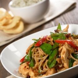 Picture of Vegetarian Chow Mein
