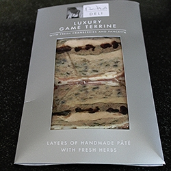 Picture of Game Terrine (apx. 160g)