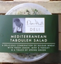 Picture of Mediterranean Tabouleh Salad (225g)